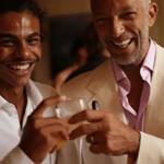 PEOPLE : L'acteur Vincent Cassel et le rappeur Post Malone adoptent l'e-cigarette myblu.