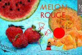 REVUE / TEST : Melon Rouge (Gamme Haiku) par Le Vaporium