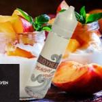 REVUE / TEST : Peachy Yogurt par Cloudy Heaven