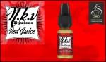 REVUE / TEST : Red Juice (gamme NKV E-Juices) par Fuel