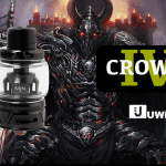 INFO BATCH : Crown IV (Uwell)