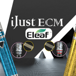 INFO BATCH : Ijust ECM 3000 mAh (Eleaf)