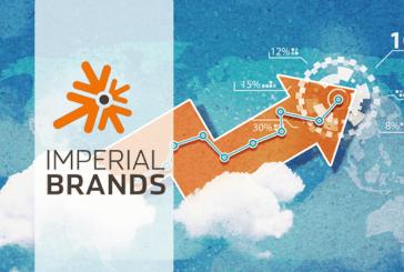 ECONOMIA: Imperial Brands investirà 115 milioni di euro nella sua sigaretta elettronica blu.