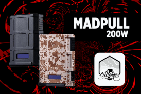 INFO BATCH : Madpull 200W (Coolvapor)