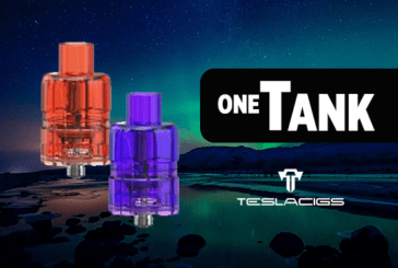 INFO BATCH : One Tank 3ml (Teslacigs)