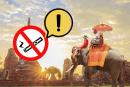 THAILANDE : Une mise en garde importante pour les touristes concernant l'e-cigarette.