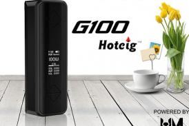 ΠΛΗΡΟΦΟΡΙΕΣ ΠΑΡΤΙΔΑΣ: G100 TC (Hotcig)