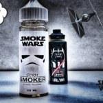 REVUE / TEST : Storm Smoker (Gamme Smoke Wars) par E.Tasty