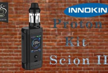 REVUE / TEST : Kit Proton Scion II par Innokin