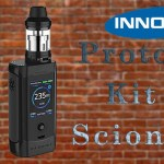 REVUE / TEST : Kit Proton Scion II par Innokin