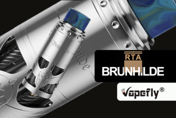 INFORMAZIONI SUL GRUPPO: Brunhilde RTA (Vapefly)