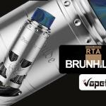INFO BATCH : Brunhilde RTA (Vapefly)