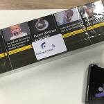 FRANKREICH: Calumet, ein intelligenter Anhänger zur Bekämpfung von Zigarettendiebstahl