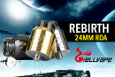 INFO BATCH : Rebirth 24mm RDA (Hellvape)