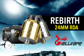 BATCH INFO: Возрождение 24mm RDA (Hellvape)