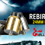 BATCH INFO: Rebirth 24mm RDA (Hellvape)