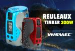 ΠΛΗΡΟΦΟΡΙΕΣ ΠΑΡΤΙΔΑΣ: Reuleaux Tinker 300W (Wismec)