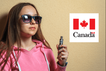 CANADA: 75% increase in e-cigarette use among youth