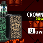 BATCH INFO: Crown IV 200W TC (Uwell)