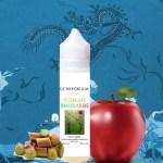 REVUE / TEST : Rhubarbe Pomme (Gamme Haiku) par Le Vaporium
