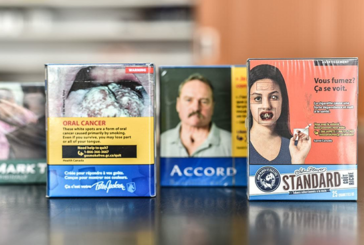 CANADA: Different warnings by type of tobacco products?