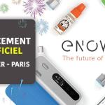 טכנולוגיה: השקה רשמית של סיגריית דואר אנובפ בפריז בפברואר.