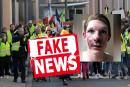 SOCIETE : Les «gilets jaunes» et l'e-cigarette se retrouvent au sein d'une fake news.