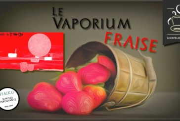 REVUE / TEST: Strawberry (Haiku Range) di Le Vaporium
