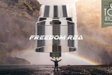 REVIEW / TEST: Freedom RDA by 5gVape