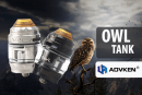 INFO BATCH : Owl Tank 4ml (Advken)