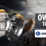 מידע נוסף: Owl Tank 4ml (Advken)