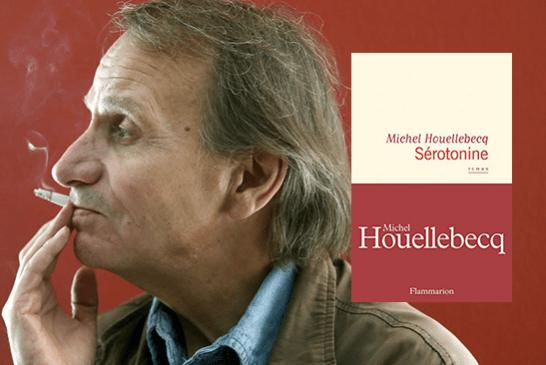 """CULTUUR: In """"Serotonine"""", praat Houellebecq over nicotine als een """"perfecte, eenvoudige en harde drug""""."""