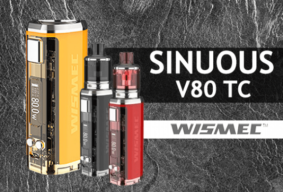 BATCH INFO: Sinuous V80 TC (Wismec)