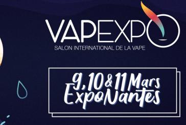 VAPEXPO - נאנט (צרפת)