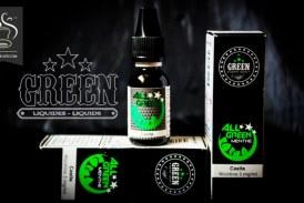 审查/测试:Green Liquides的Castle(All Green Range)