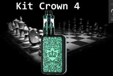 REVUE / TEST : Kit Crown IV par Uwell