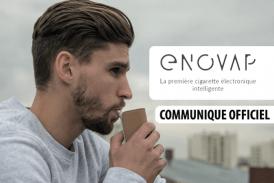 הודעה לעיתונות: Enovap, הראשון סיגריה אלקטרונית להיפטר טבק ניקוטין