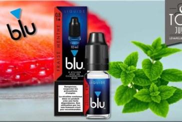 REVUE / TEST : Fraise Menthe par blu