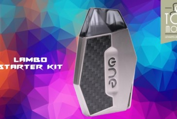 REVUE / TEST : Kit Lambo Pod par One Vape