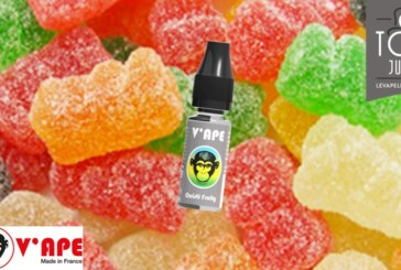 REVIEW / TEST: Ouisty Fruity (Gray Range) von V'ape