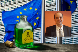 """EUROPE: Many reactions to the comparison of the e-cigarette to a """"poison"""""""