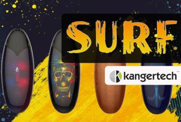 מידע נוסף: Surf Pod 300mAh (Kangertech)