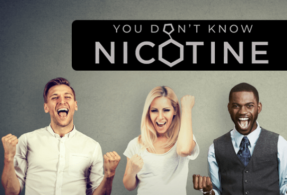 INITIATIVE: Goal reached for the pot 'You do not know nicotine', it will be the red carpet!