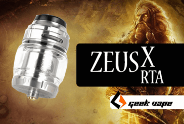 INFORMAZIONI SULLE LOTTE: Zeus X RTA (GeekVape)