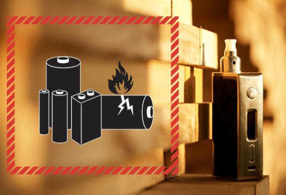 SICHERHEIT: Sollten wir uns um die Sicherheit von Lithium-Ionen-Batterien sorgen?