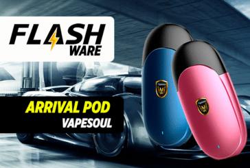 FLASHWARE: Arrival Pod (Vapesoul)