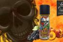 ОБЗОР / ТЕСТ: Персик из черной смородины (хищный зверь) от My's Vaping France