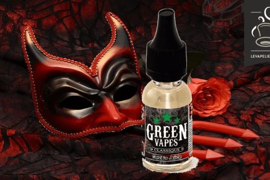 REVIEW / TEST: Devil's Juice (Classic Range) von Green Vapes