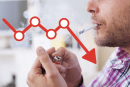 ЗДОРОВЬЕ: с 1,6 во Франции меньше курильщиков на 2016