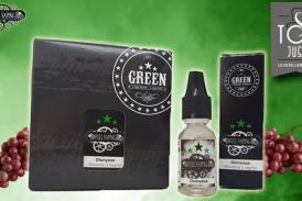 REVUE / TEST : Dionysos (Gamme Full Vaping) par Green Liquides